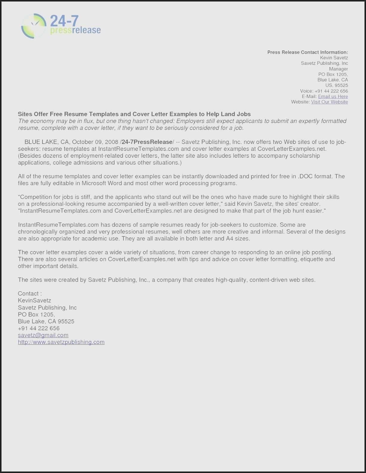 Microsoft Resume Templates Free Download Elegant New Free Resume Examples