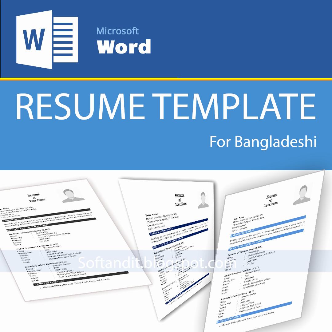 Microsoft Resume Templates Free Download Lovely Microsoft Word Resume Template Clean and Simple