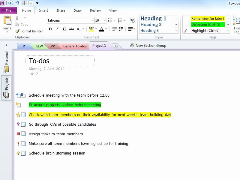 Microsoft to Do List Template Luxury Download Enote Templates