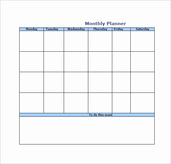 Microsoft to Do List Template Luxury Monthly to Do List Template