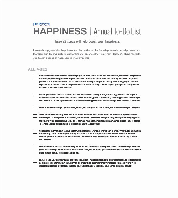 Microsoft to Do List Templates Fresh Printable Microsoft Word Yearly to Do List Template