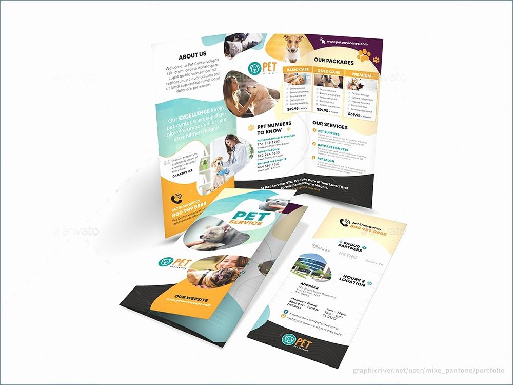 Microsoft Tri Fold Brochure Template Best Of Microsoft Tri Fold Brochure Template Free