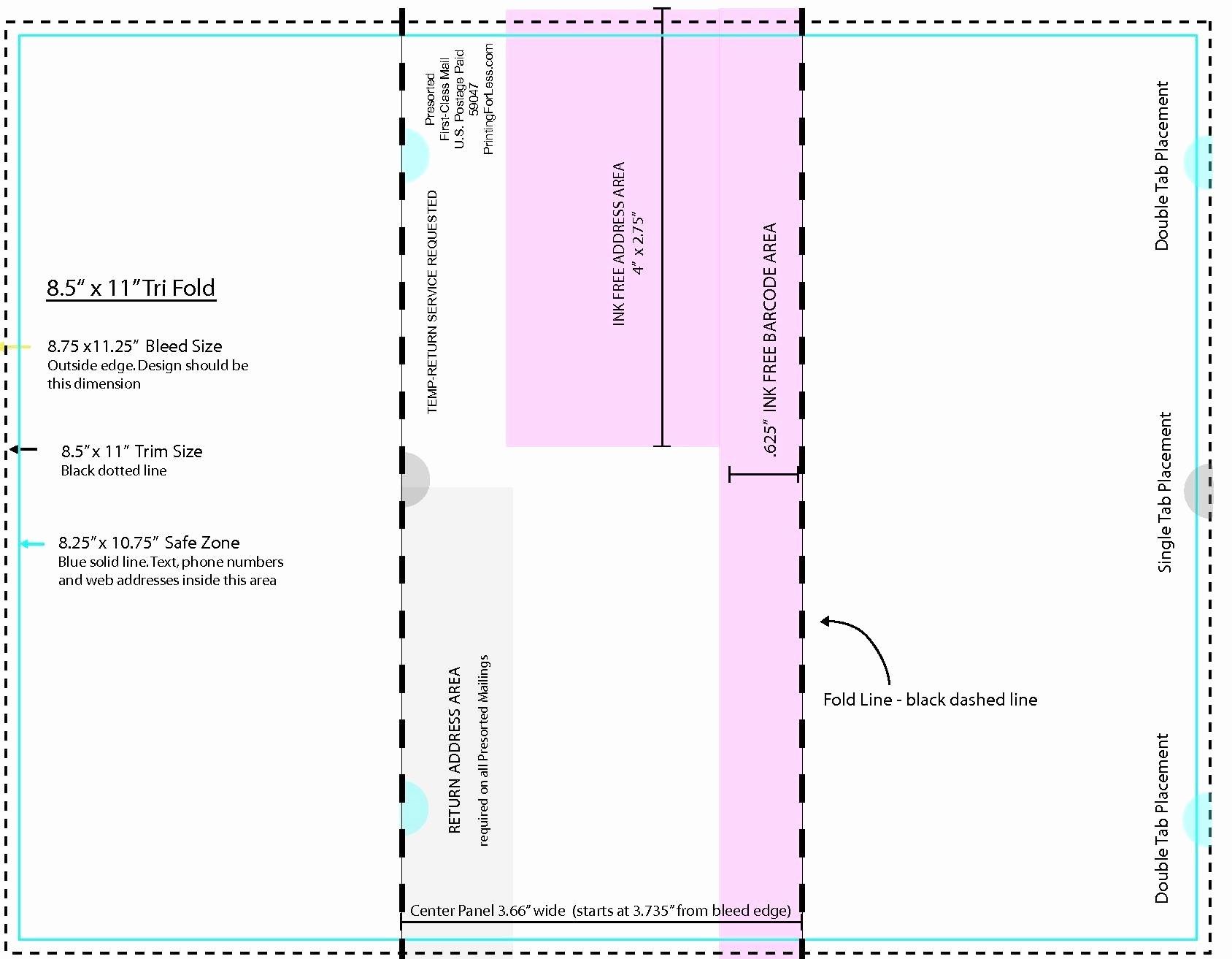 Microsoft Tri Fold Brochure Template Inspirational Blank Tri Fold Brochure Template Example Mughals