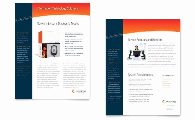 Microsoft Tri Fold Brochure Template Lovely Free Word Templates Beepmunk