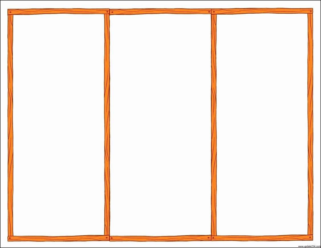 Microsoft Tri Fold Brochure Template Luxury Tri Fold Brochure Templates Microsoft Word Template
