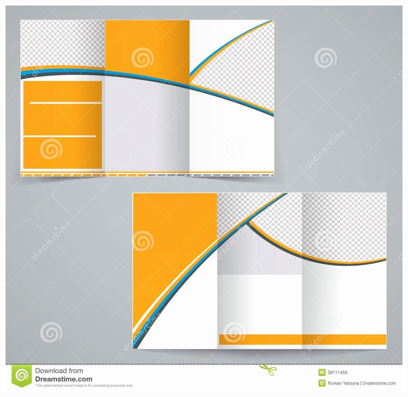 Microsoft Tri Fold Brochure Templates Awesome Blank Brochure Templates Mughals