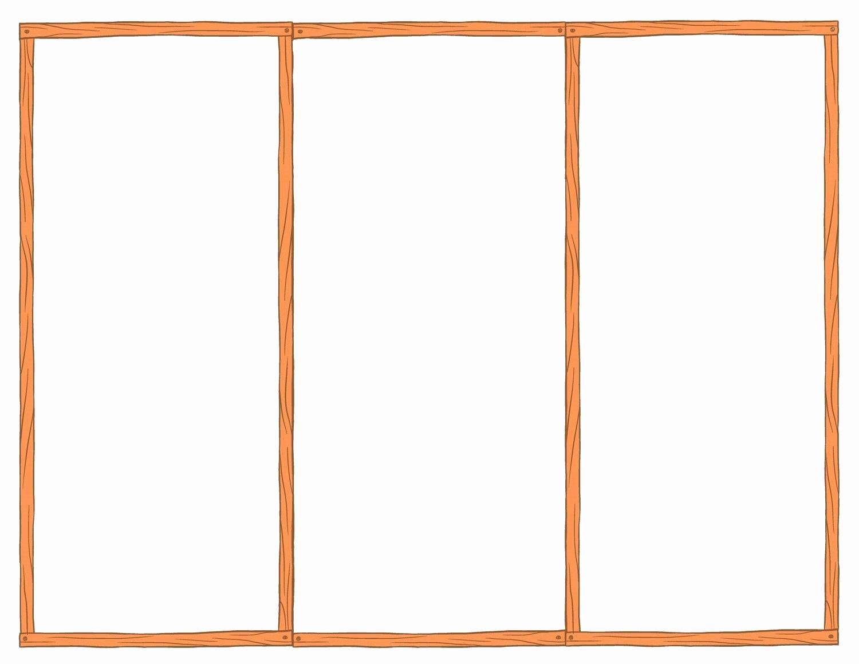 Microsoft Tri Fold Brochure Templates New Publisher Tri Fold Template