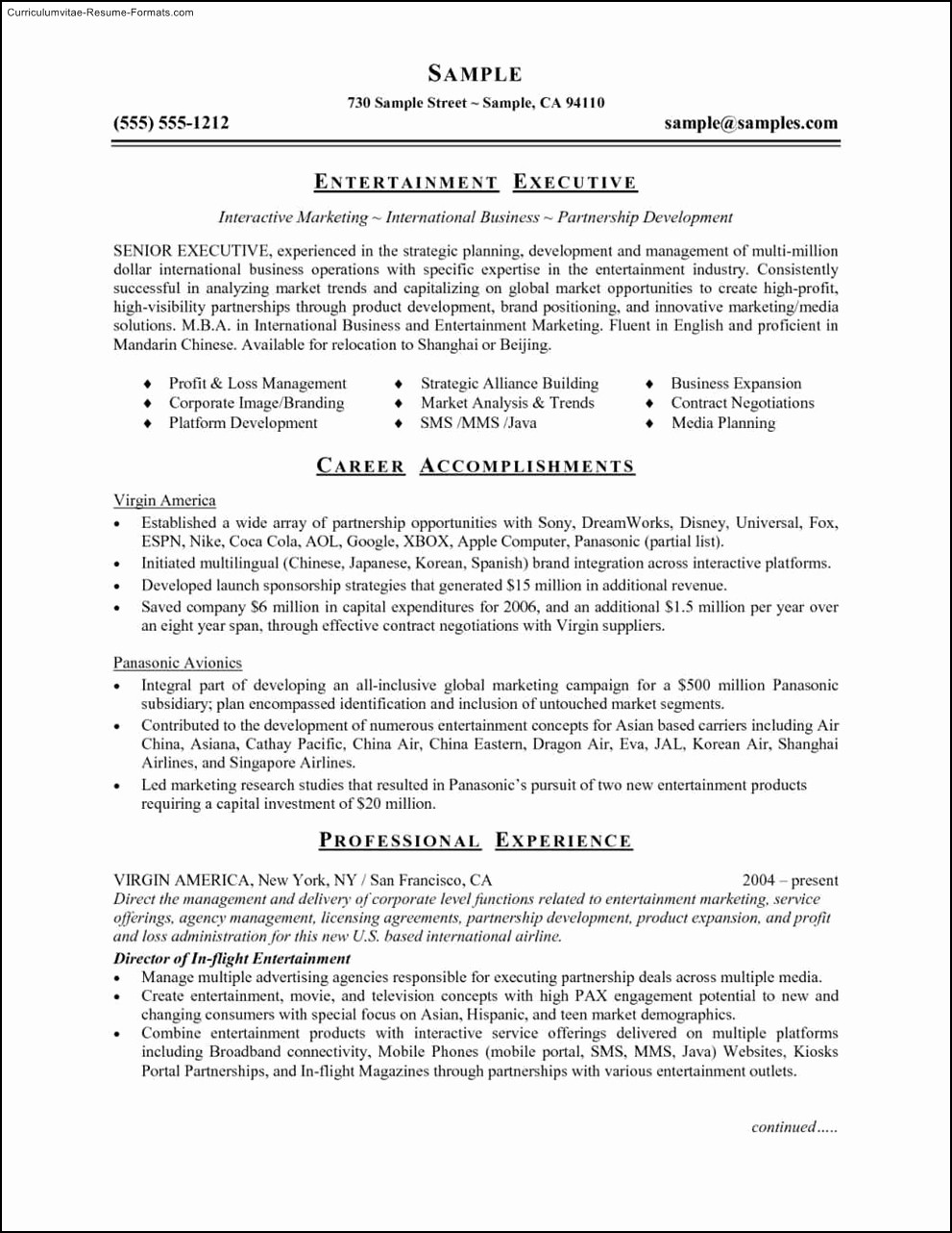 Microsoft Word 2003 Resume Templates Best Of Template Free Download