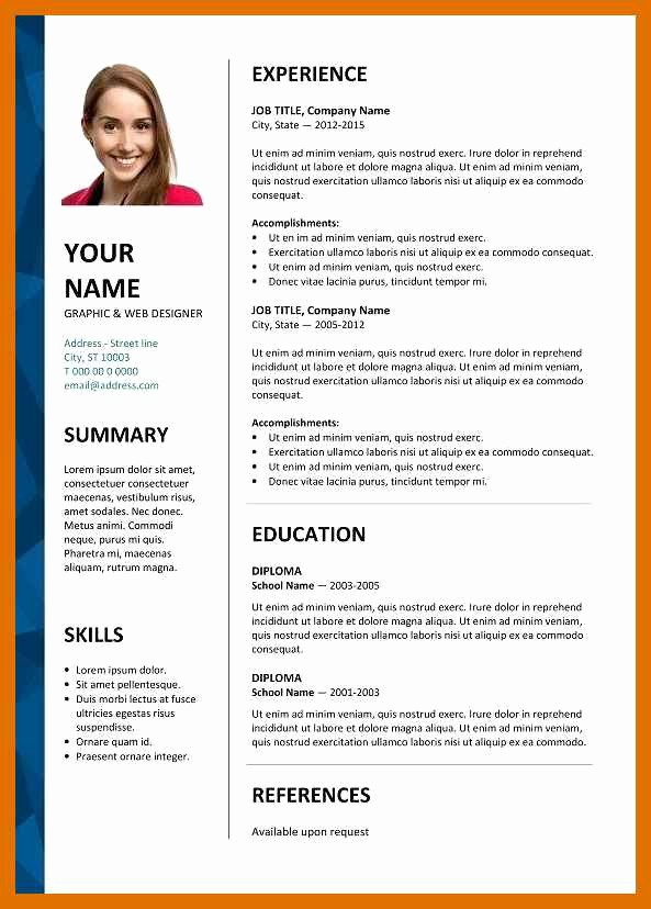 Microsoft Word 2003 Resume Templates New 2 3 Cool Resume Templates for Microsoft Word