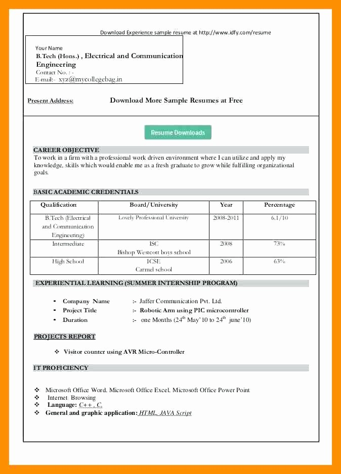 Microsoft Word 2007 Resume Template Beautiful How to format A Resume In Microsoft Word 2007