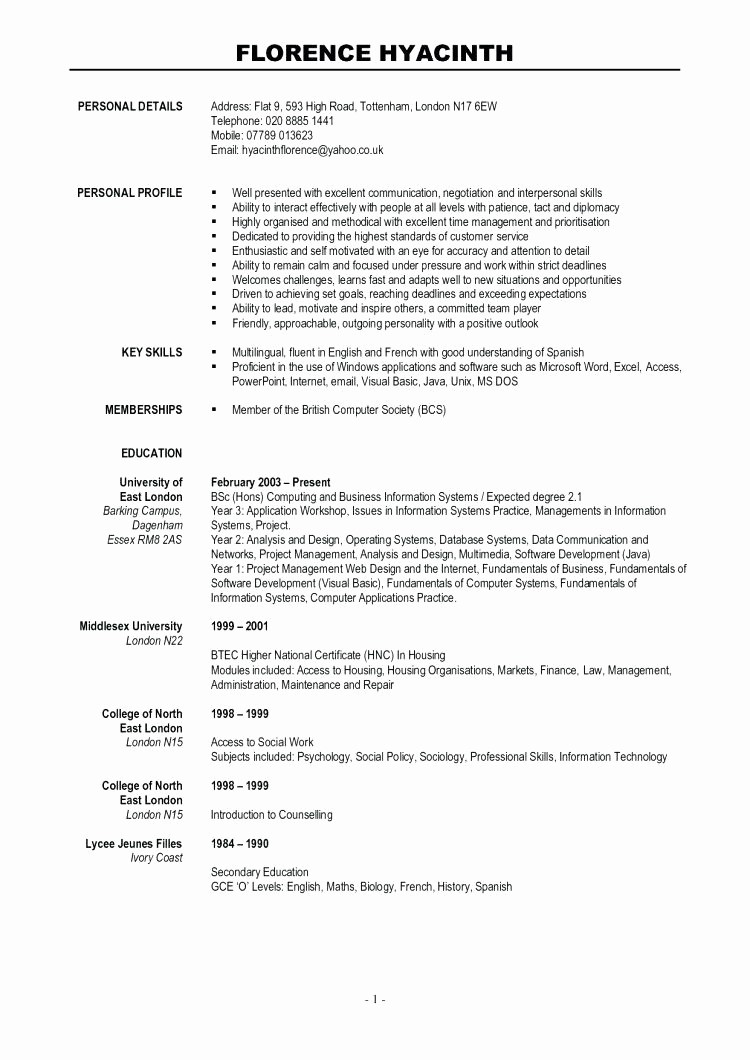 Microsoft Word 2010 Resume Templates Beautiful Template Functional Resume Template Word 2010 top Ms