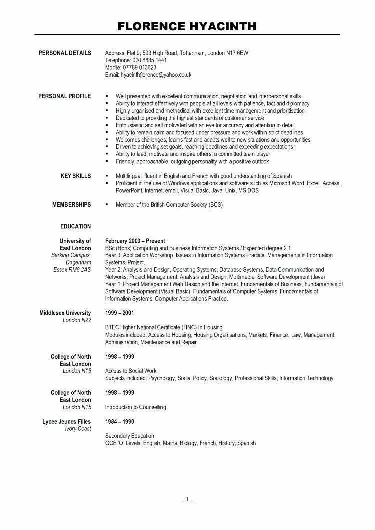 Microsoft Word 2010 Resume Templates Beautiful Template Functional Resume Template Word 2010 top Ms
