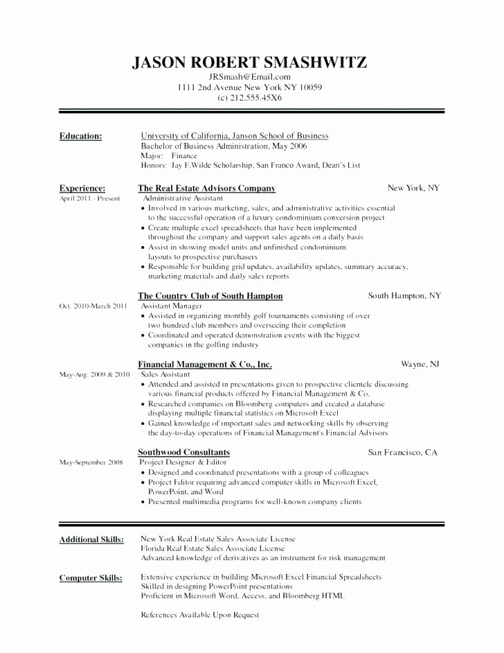 Microsoft Word 2010 Resume Templates Fresh Microsoft Fice 2010 Resume Templates Hloom Microsoft
