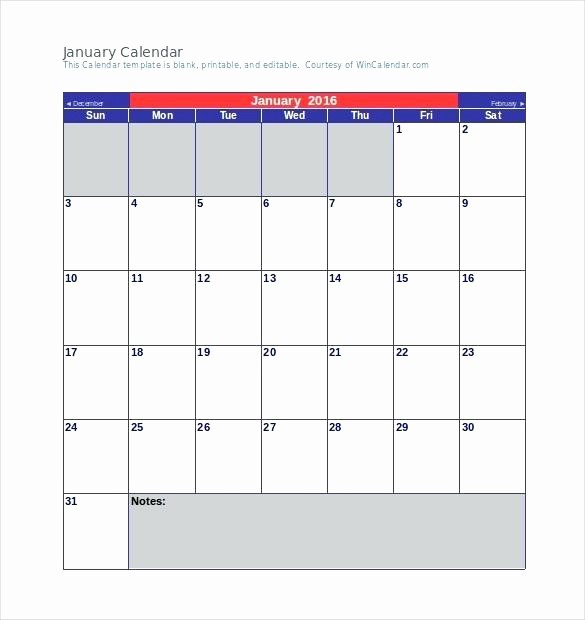 Microsoft Word 2018 Calendar Templates Luxury Word Calendar Template Free Blank and Printable Templates