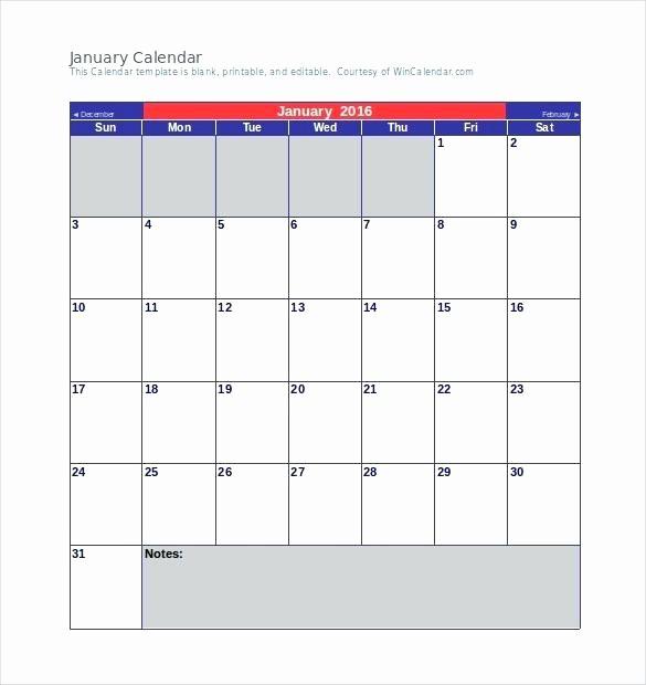 Microsoft Word 2018 Calendar Templates Luxury Word Calendar Template Free Blank and Printable Templates
