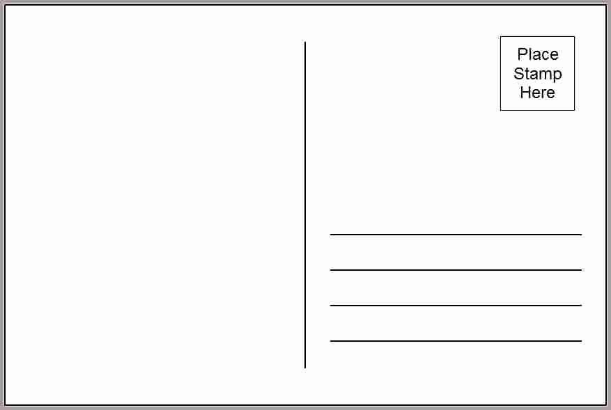 Microsoft Word 4x6 Card Template Beautiful 4 X 6 Templates