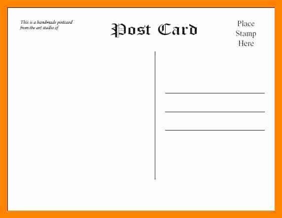 Microsoft Word 4x6 Card Template Elegant 4x6 Templates for Word thevillas