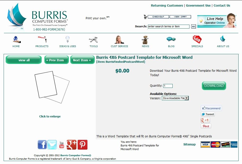 Microsoft Word 4x6 Card Template Fresh How to Create and Print Your Own Postcards Burris
