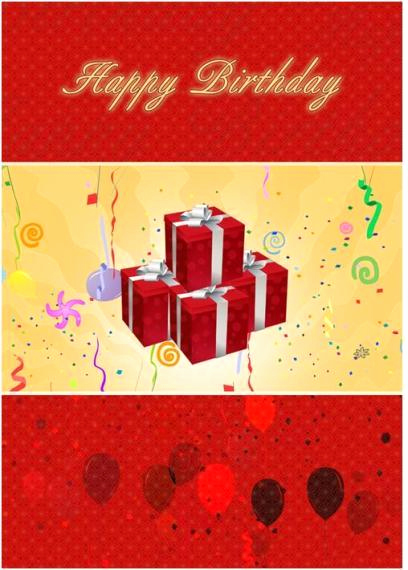 Microsoft Word Birthday Card Templates Awesome Birthday Card Template Microsoft Word Templates
