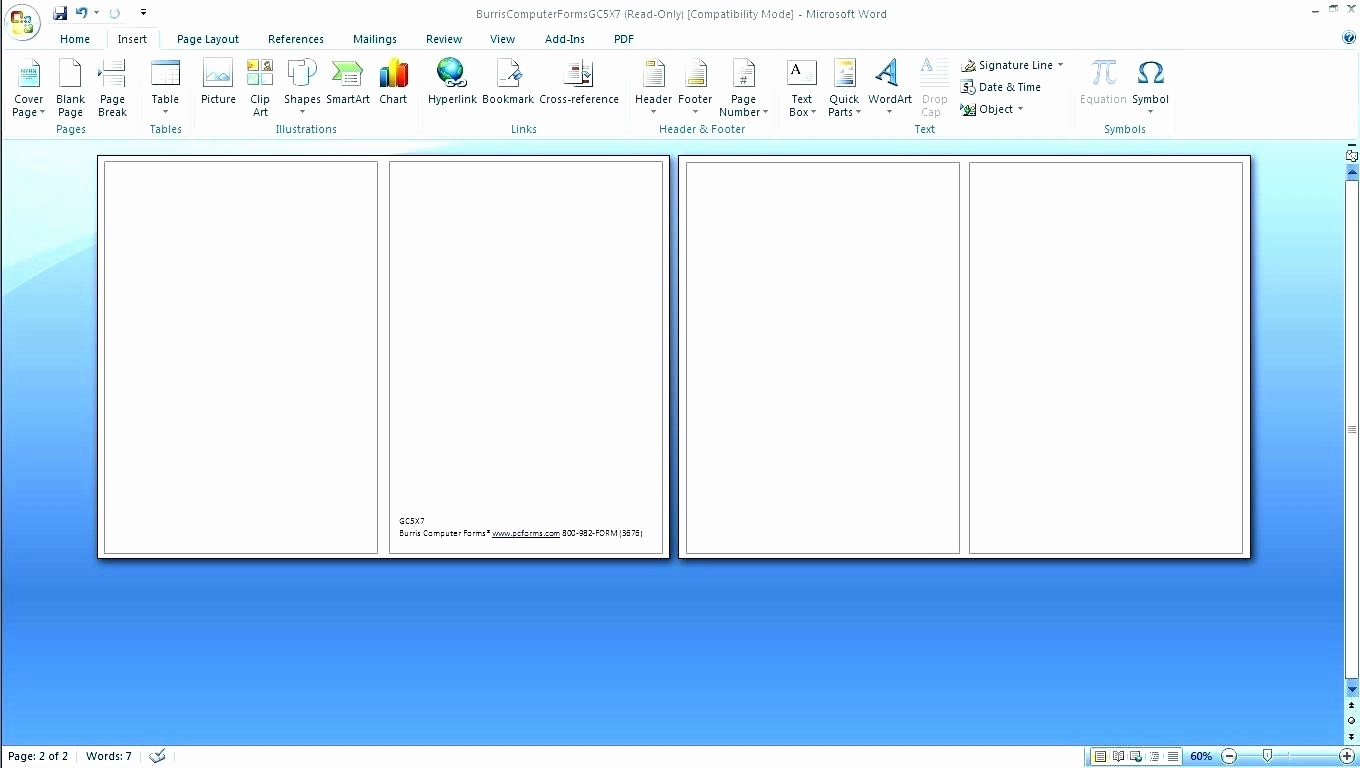 Microsoft Word Birthday Card Templates Beautiful Microsoft Word Birthday Card Template Template