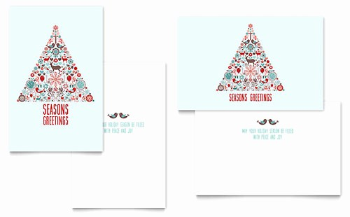 Microsoft Word Birthday Card Templates Lovely Microsoft Fice Templates Christmas Cards