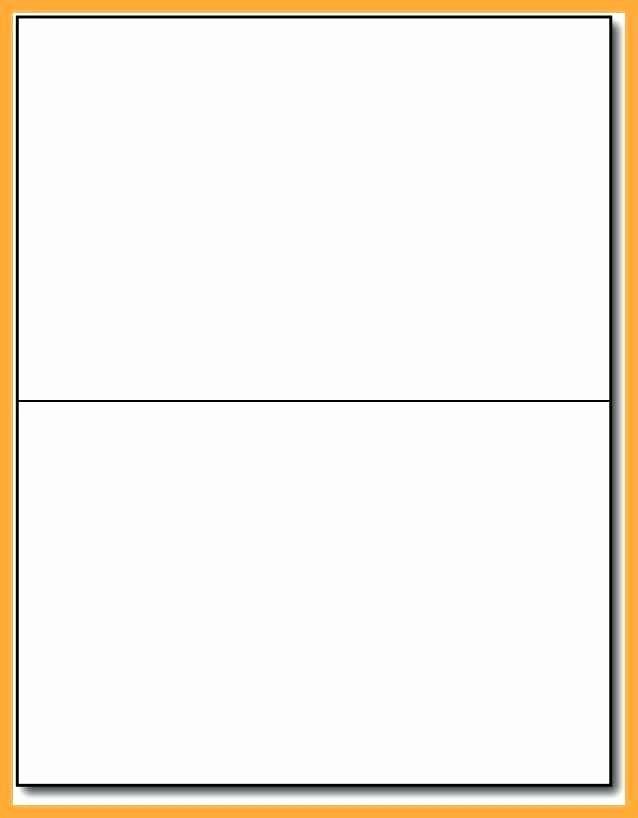 Microsoft Word Birthday Card Templates New Blank Greeting Card Template Microsoft Word with Awesome