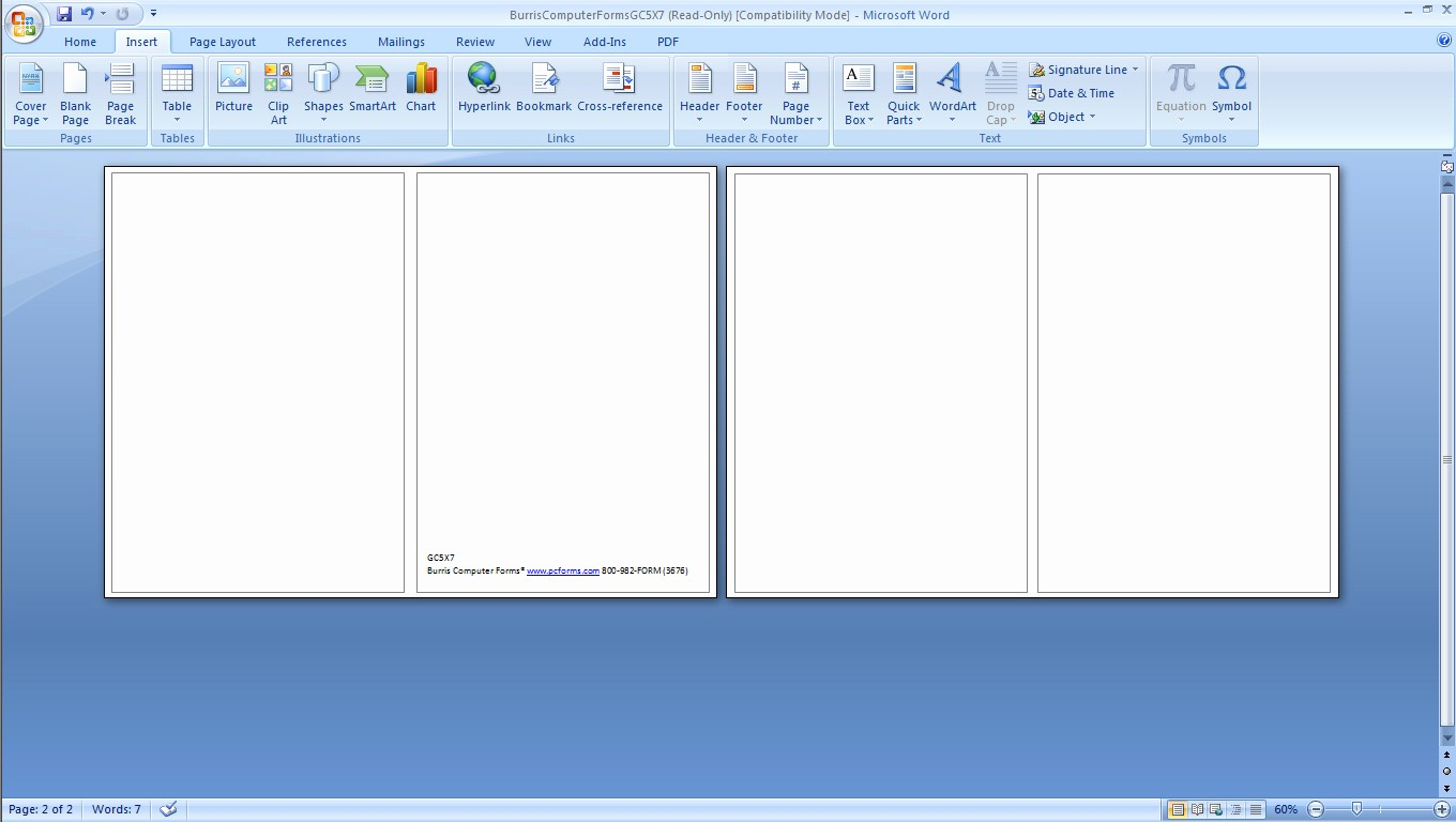 Microsoft Word Birthday Card Templates New Ms Word Id Card Template Templates Station