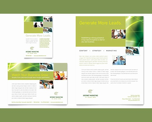 Microsoft Word Brochure Template Download Inspirational Word Flyer Template