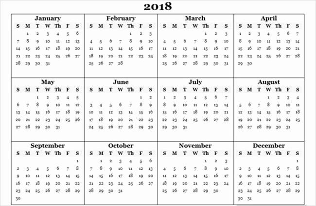 Microsoft Word Calendar Template 2018 Beautiful Microsoft Fice Calendar Template 2018 Templates Station