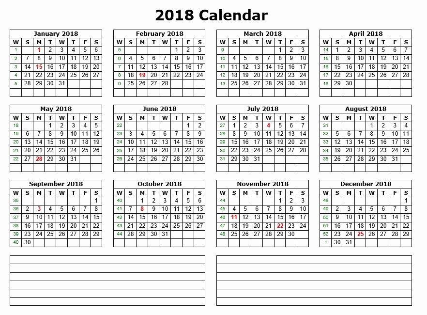 Microsoft Word Calendar Template 2018 Beautiful Microsoft Fice Calendar Template 2018 Templates Station