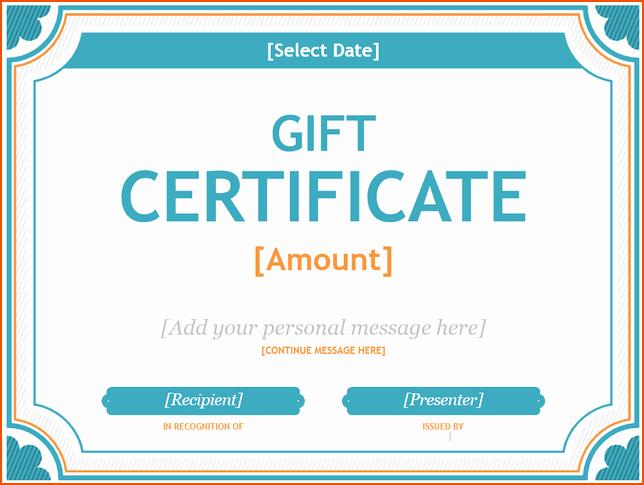 Microsoft Word Certificate Template Free Best Of 7 Ms Word Certificate Template Bookletemplate