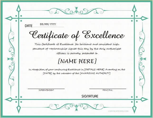 Microsoft Word Certificate Template Free Lovely Pin by Alizbath Adam On Certificates