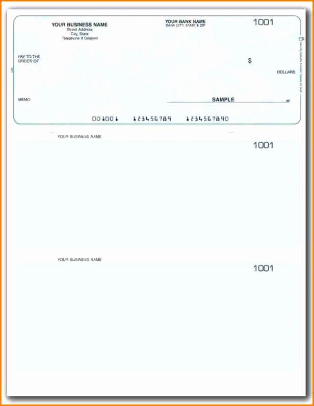 Microsoft Word Check Stub Template Beautiful 11 Payroll Checks Templates