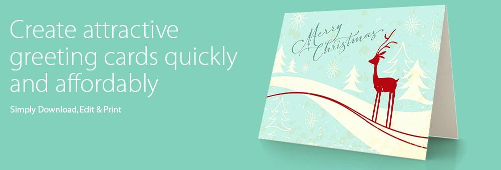 Microsoft Word Christmas Card Template Beautiful Greeting Card Templates Word & Publisher Microsoft Fice