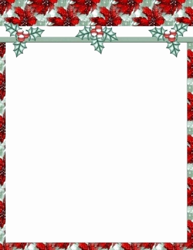 Microsoft Word Christmas Card Template Fresh Program Templates Word Christmas Party Invitation Template