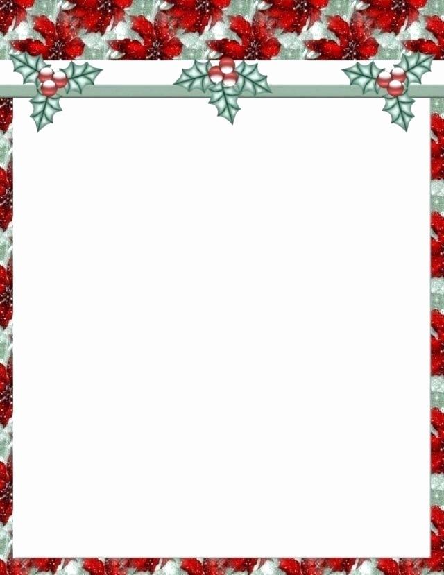 Microsoft Word Christmas Card Template Fresh Program Templates Word Christmas Party Invitation Template