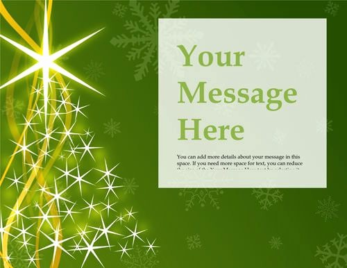 Microsoft Word Christmas Card Template Inspirational Free Christmas Flyer Templates Free Printable