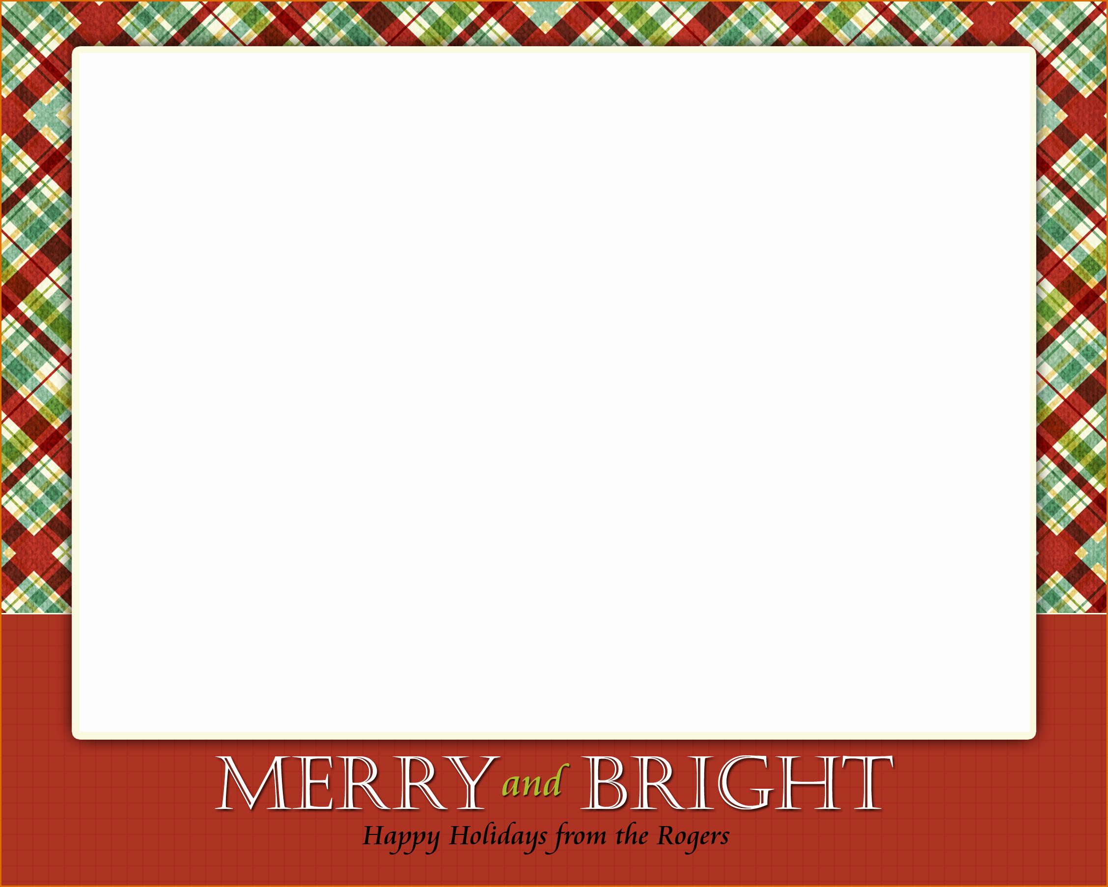 Microsoft Word Christmas Card Templates Beautiful 12 Free Christmas Templates for Word