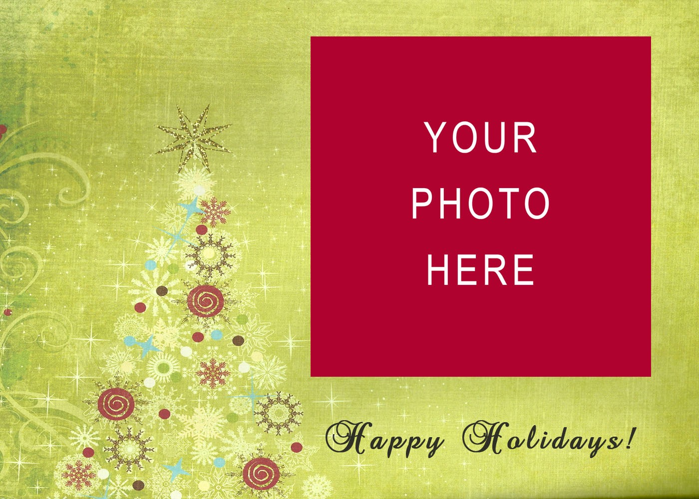 Microsoft Word Christmas Card Templates Best Of Free Christmas Card Templates