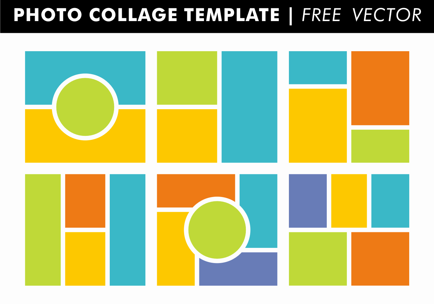 Microsoft Word Collage Template Download Awesome 20 Of Insertable Collage Template