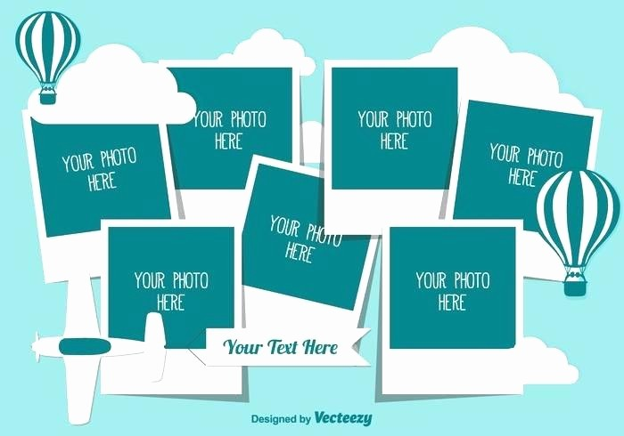 Microsoft Word Collage Template Download Fresh Free Collage Templates From Template and Microsoft