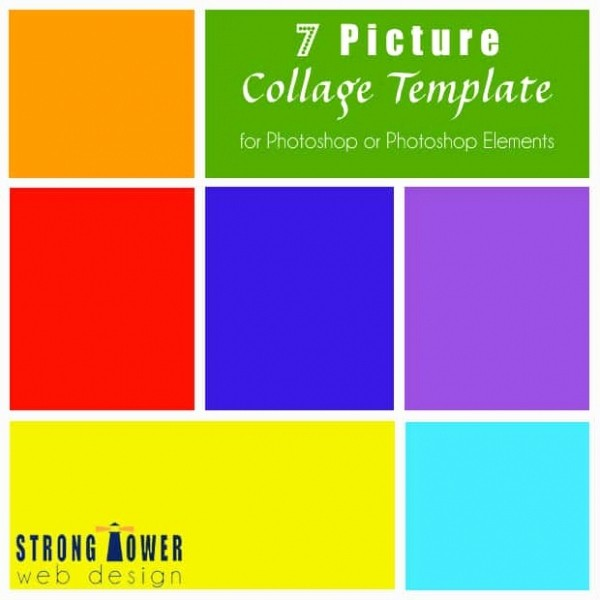 Microsoft Word Collage Template Download Luxury 39 Collage Templates Free Psd Vector Eps Ai