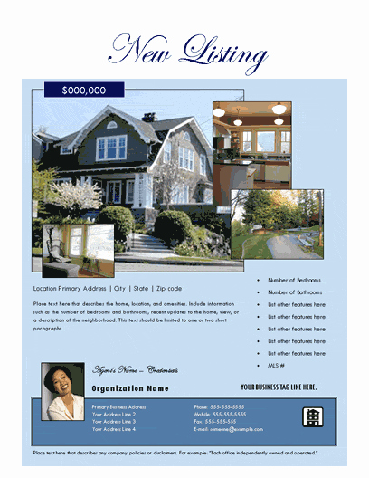new listing flyer estate photo collage page1