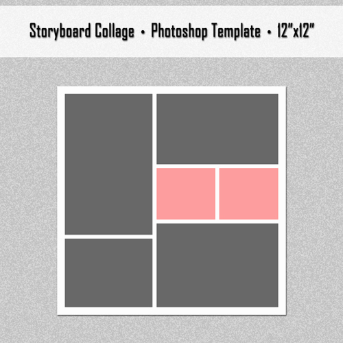 Microsoft Word Collage Template Download New Shop Collage Template Beepmunk