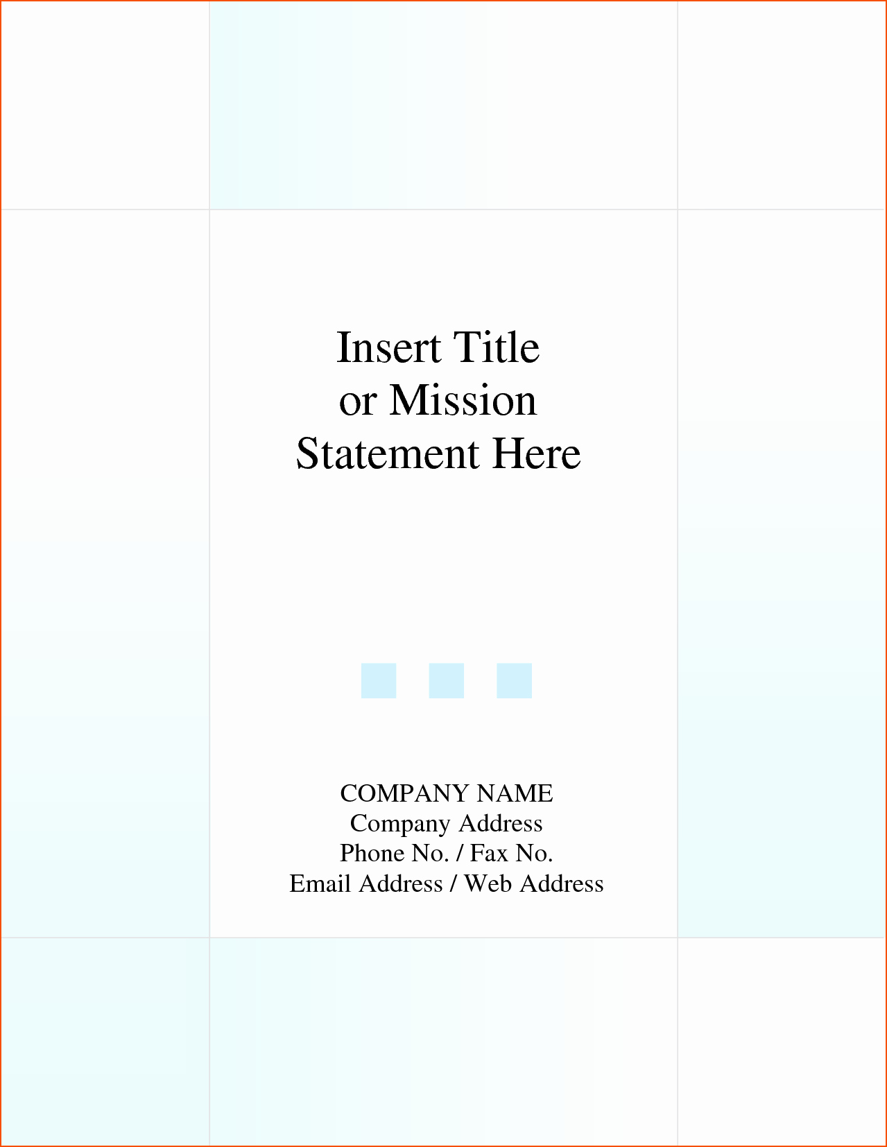 Microsoft Word Cover Pages Templates Elegant Cover Page Template