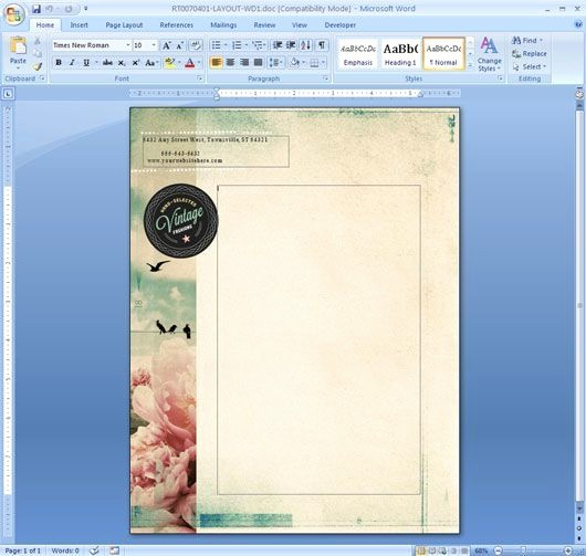 Microsoft Word Cover Pages Templates Unique Letterhead Template In Microsoft Word Cxc