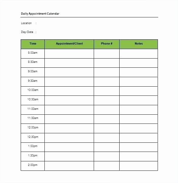 Microsoft Word Daily Schedule Template New Microsoft Word Schedule Template – Arabnormafo