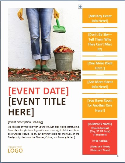 Microsoft Word event Flyer Template Lovely Up Ing events Flyer Template Yourweek 377ffeeca25e