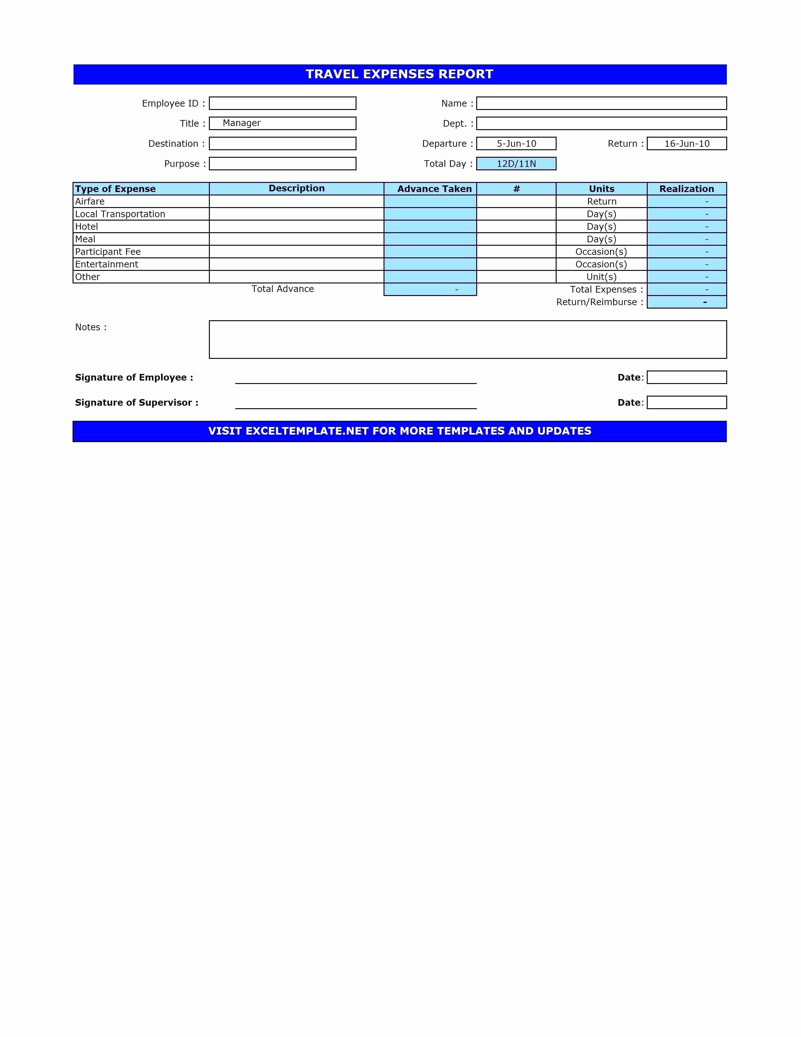 Microsoft Word Expense Report Template Fresh Template Microsoft Fice Expense Report Template