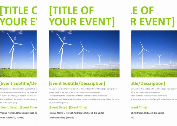 Microsoft Word Flyer Templates Free Elegant 40 Download event Flyer Templates Word Psd Indesign